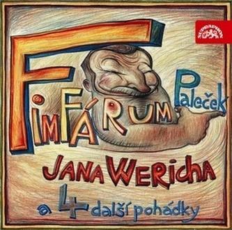 Fimfárum Jana Wericha - Paleček a 4 další pohádky 2CD