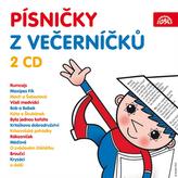 Písničky z večerníčků 2CD