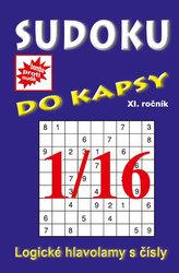 Sudoku do kapsy 1/2016 (modrá)