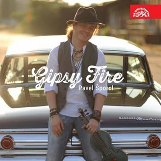 Gipsy Fire - CD - Šporcl Pavel