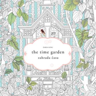 Omalovánky Zahrada času - Song Daria