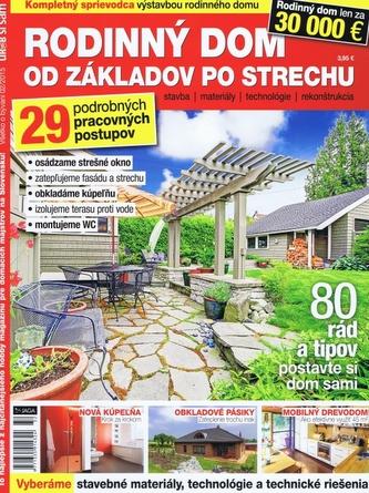 Rodinný dom od základov po strechu