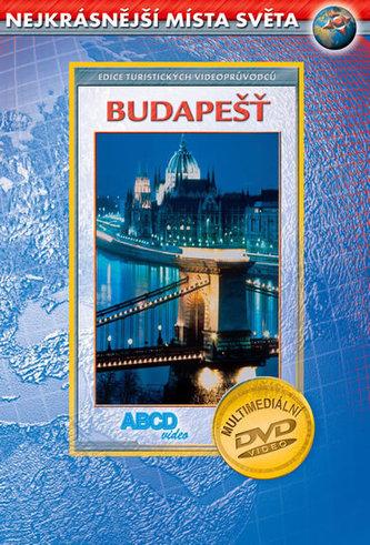 Budapešť - Nejkrásnější místa světa - DVD - neuveden