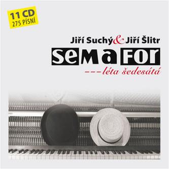 Suchý Jiří, Šlitr Jiří - Semafor 1964 - 1971 11CD