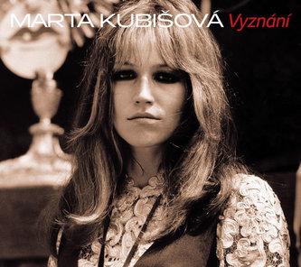 Vyznání - Zlatá kolekce 3 CD - Kubišová Marta