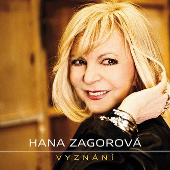 Hana Zagorová - Vyznání CD - Zagorová Hana