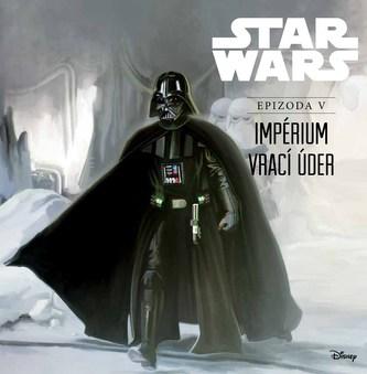 Star Wars V: Impérium vrací úder (ilustrované vydání) - Ryder Windham