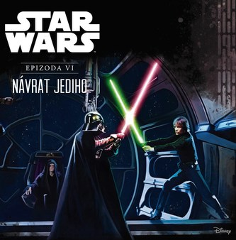 Star Wars VI: Návrat Jediho (ilustrované vydání)