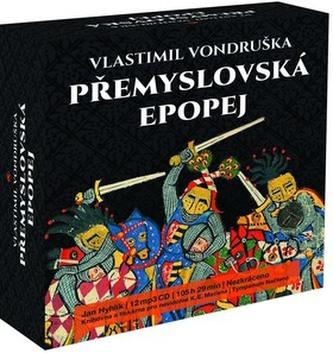 Přemyslovská epopej - komplet - Vlastimil Vondruška