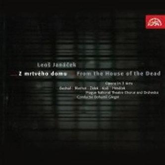Z mrtvého domu - CD