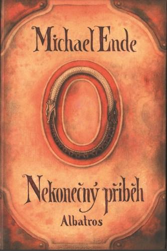 Nekonečný příběh - František Skála ml., Michael Ende