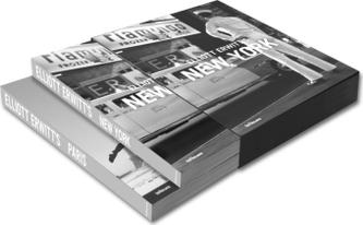 Elliott Erwitt New York / Paris Box Set, 2 Vols.