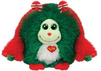 Monstaz střední červeno/zelený vánoční