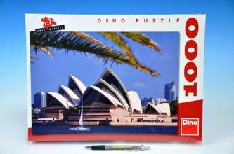 Puzzle Opera v Sydney 66x47cm 1000dílků v krabici
