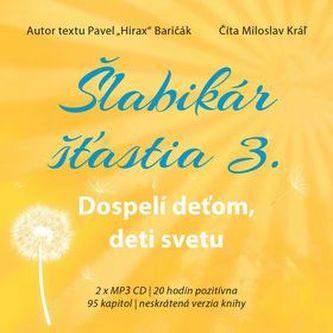 CD-Šlabikár šťastia 3. (audiokniha)