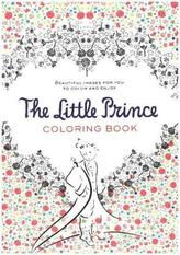 The Little Prince Colouring  Book
