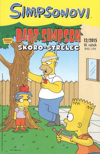 Bart Simpson Skoro-střelec - Matt Groening