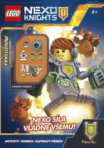 LEGO® NEXO KNIGHTS™ NEXO síla vládne všemu! - kolektiv
