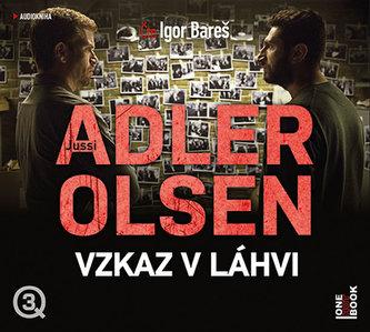 Vzkaz v láhvi - 2CDmp3 (Čte Igor Bareš) - Jussi Adler-Olsen