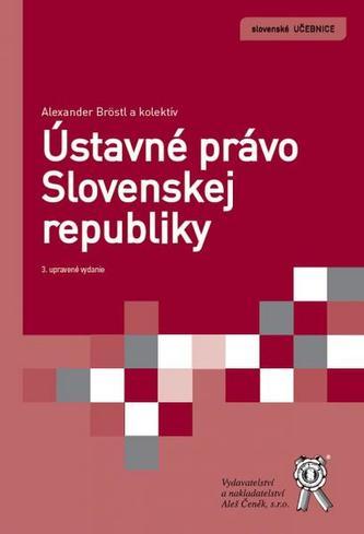Ústavné právo Slovenskej republiky, 3. vydanie