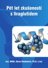 Pět let zkušeností s liraglutidem