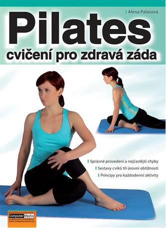 Pilates cvičení pro zdravá záda - Alena Palasová