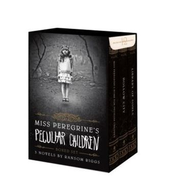 Miss Peregrine´s Peculiar Children - boxed set