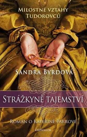 Strážkyně tajemství - Román o Kateřině Parrové. Milostné vztahy Tudorovců