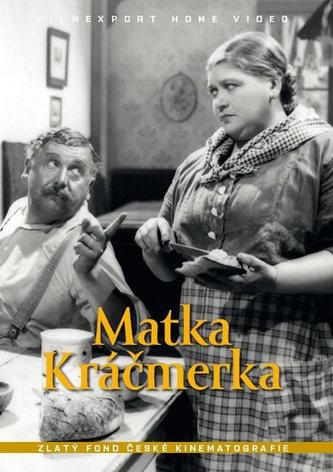 Matka Kráčmerka - DVD box