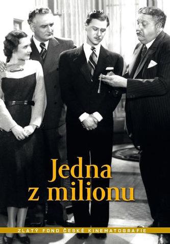 Jedna z milionu - DVD box - neuveden