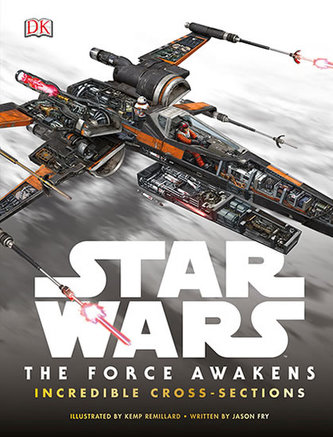 Star Wars - The Force Awakens Incredible Cross Sections - Fry Jason