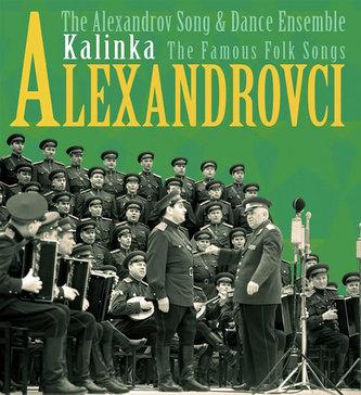 Alexandrovci Kalinka CD