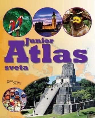 Junior Atlas sveta - Anna Schneiderová