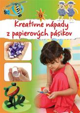 Kreatívne nápady z papierových pásikov
