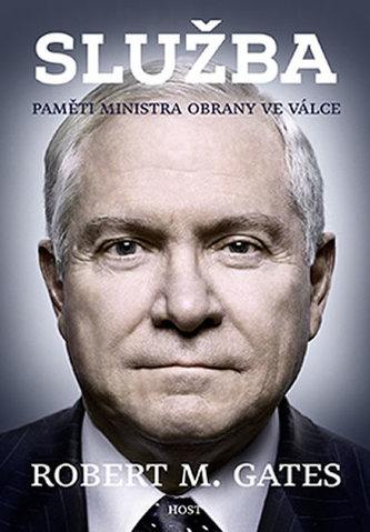 Služba - Paměti ministra obrany ve válce
