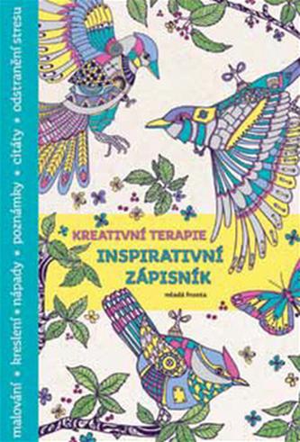 Kreativní terapie Inspirativní zápisník