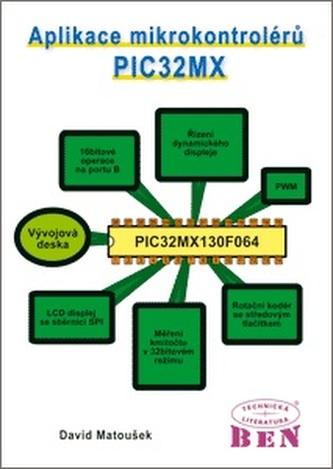 Aplikace mikrokontrolérů PIC32MX