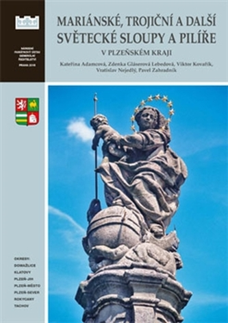 Mariánské, trojiční a další světecké sloupy a pilíře v Plzeňském kraji