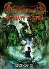 DragonRealm Legendy 3 - Rohaté ostří
