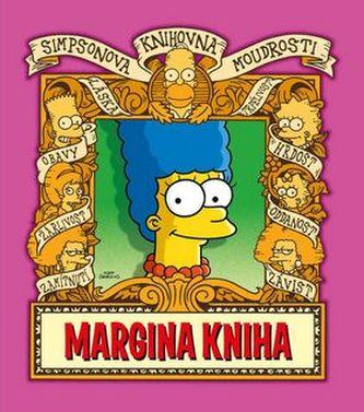 Simpsonova knihovna moudrosti Margina kniha