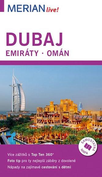 Merian 87 - Dubaj, Emiráty, Omán