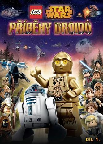 Magic Box - Lego Star Wars: Příběhy droidů 1 DVD