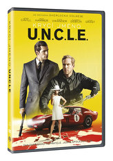 Krycí jméno U.N.C.L.E. DVD