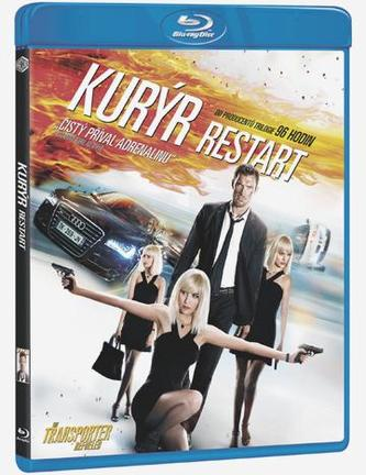 Kurýr: Restart (Blu-ray)