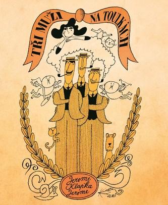 Tři muži na toulkách - Nidhi Verma