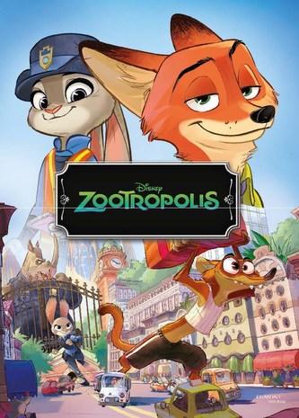 Zootropolis - Filmový příběh