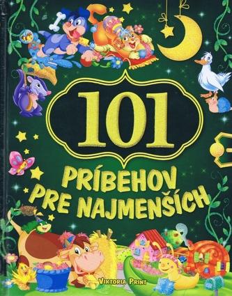101 príbehov pre najmenších - Jörg Meidenbauer