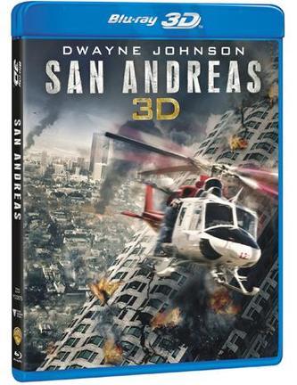 San Andreas (2Blu-ray 3D+2D)
