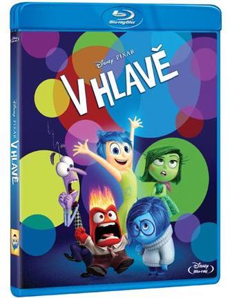 V hlavě (Blu-ray)
