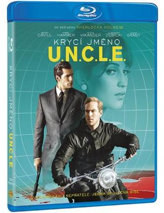 Krycí jméno U.N.C.L.E. (Blu-ray)